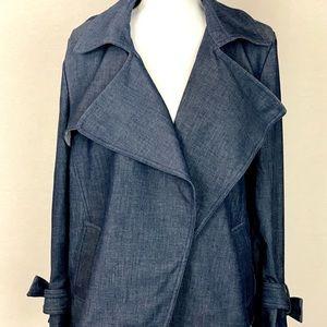 Adorable Blue Jean Jacket